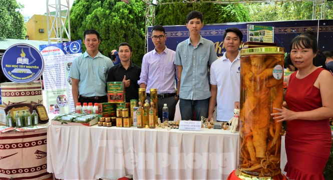 Đắk Lắk: Nông dân và trí thức cùng hào hứng khởi nghiệp - ảnh 4