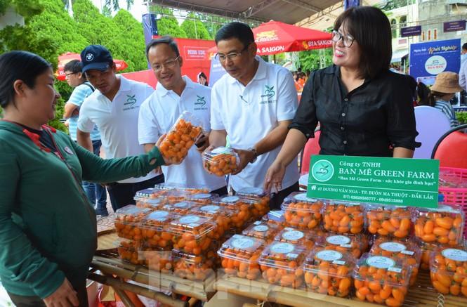 Đắk Lắk: Nông dân và trí thức cùng hào hứng khởi nghiệp - ảnh 3