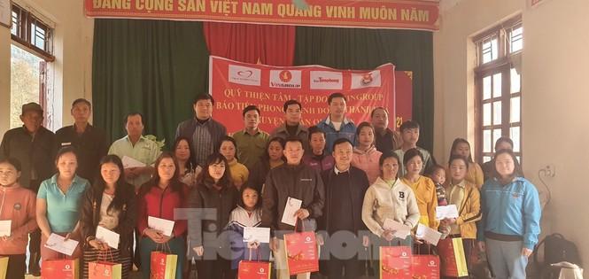 Tập đoàn Vingroup mang Tết sớm đến cho các hộ nghèo miền núi Thanh Hóa - ảnh 6