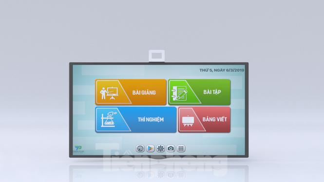 'Cây đũa thần' hô biến màn hình tivi thành màn hình cảm ứng  - ảnh 1