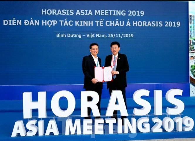 Horasis 2019: Bình Dương khéo léo quảng bá hàng Việt Nam với khách quốc tế - ảnh 2