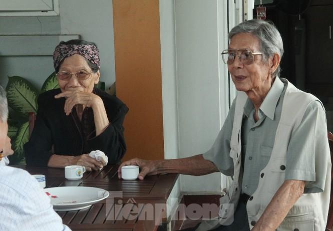 Cuộc gặp đầy xúc động giữa Trương Ban Tuyên giáo TƯ với cha đẻ 'Đất Phương Nam' - ảnh 3