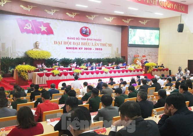 Ông Nguyễn Văn Lợi tái đắc cử Bí thư Tỉnh ủy Bình Phước - ảnh 2