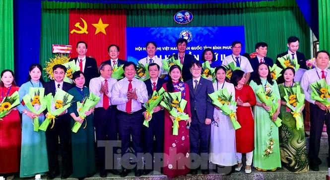 Cựu Bí thư Tỉnh đoàn tái cử Chủ tịch Hội Hữu nghị Việt - Hàn - ảnh 1
