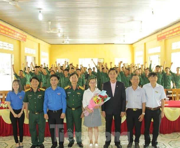 Bộ đội xuất ngũ sẽ được bố trí làm việc tại tập đoàn Thái Lan - ảnh 4