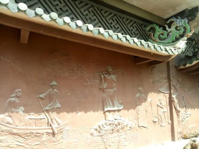 Huyền bí ngôi chùa 'độc nhất vô nhị' ở Bình Dương - ảnh 8