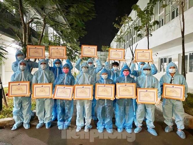 Bình Dương: Bé 12 tuổi dương tính SARS-CoV-2 - ảnh 1