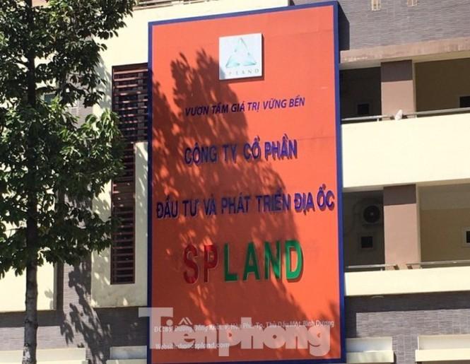 Bán dự án 'ma', 2 lãnh đạo công ty SP Land bị bắt - ảnh 1