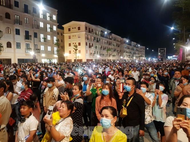 Rực rỡ pháo hoa chào mừng thành lập thành phố Phú Quốc - ảnh 2