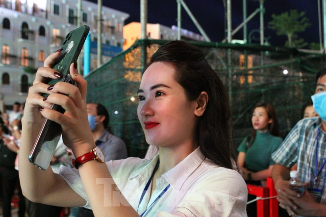 Rực rỡ pháo hoa chào mừng thành lập thành phố Phú Quốc - ảnh 3