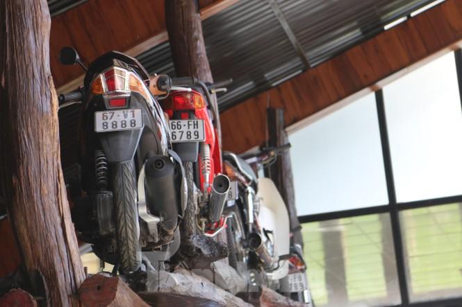 Mê mẩn với bộ sưu tập 500 chiếc xe máy biển số 'khủng'  - ảnh 9