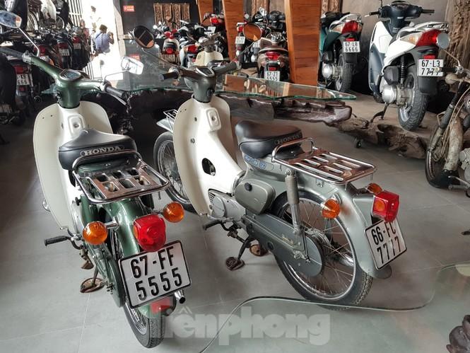 Mê mẩn với bộ sưu tập 500 chiếc xe máy biển số 'khủng'  - ảnh 14