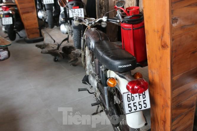 Mê mẩn với bộ sưu tập 500 chiếc xe máy biển số 'khủng'  - ảnh 15