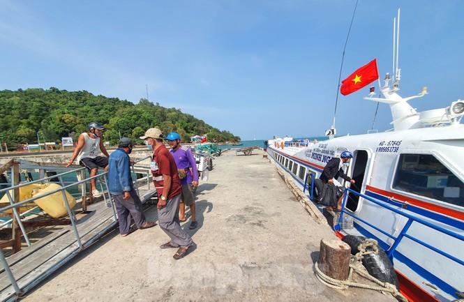 Ngất ngây với với vẻ đẹp xã đảo Tiên Hải  - ảnh 15