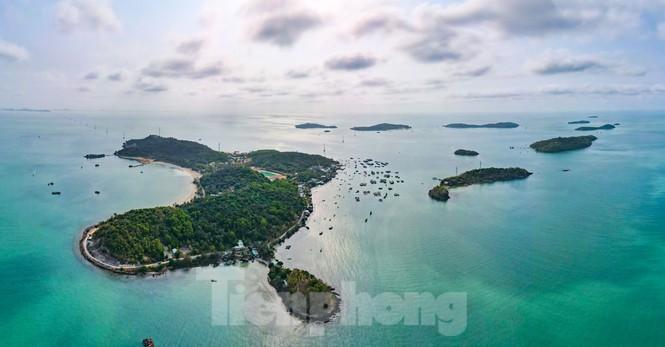 Ngất ngây với với vẻ đẹp xã đảo Tiên Hải  - ảnh 1