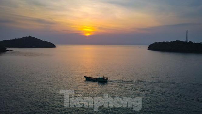 Ngất ngây với với vẻ đẹp xã đảo Tiên Hải  - ảnh 21