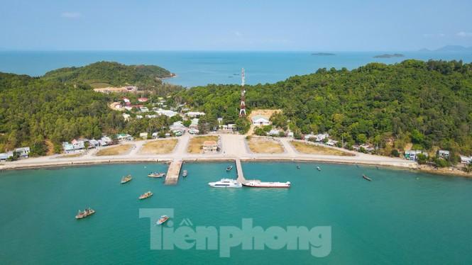 Ngất ngây với với vẻ đẹp xã đảo Tiên Hải  - ảnh 2