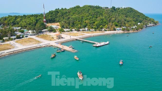 Ngất ngây với với vẻ đẹp xã đảo Tiên Hải  - ảnh 4