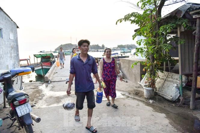 Ngất ngây với với vẻ đẹp xã đảo Tiên Hải  - ảnh 10