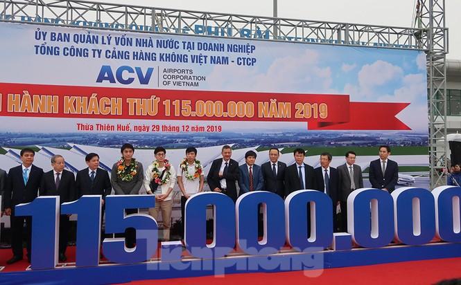 Phó Thủ tướng khởi công nhà ga T2 sân bay Phú Bài - ảnh 2