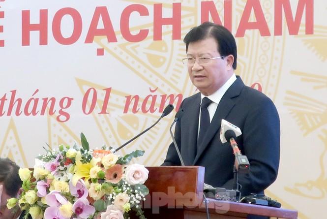 Phó Thủ tướng nhắc Bộ GTVT về quá tải hàng không - ảnh 1