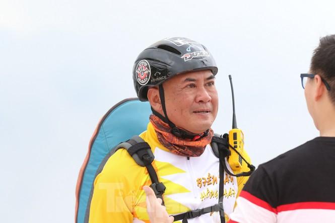 Những cánh dù bay trên biển mây Hồng Thái, Tuyên Quang - ảnh 6