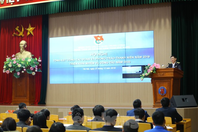 Đoàn Thanh niên Kiểm toán Nhà nước triển khai nhiệm vụ công tác năm 2020 - ảnh 1