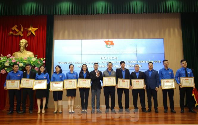 Đoàn Thanh niên Kiểm toán Nhà nước triển khai nhiệm vụ công tác năm 2020 - ảnh 2