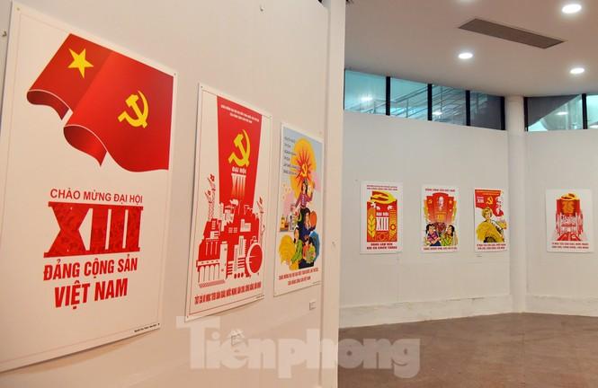 Những hình ảnh đặc biệt tại triển lãm 'Đảng ta thật là vĩ đại' - ảnh 10