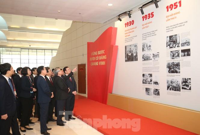Bên trong Trung tâm báo chí phục vụ Đại hội XIII của Đảng - ảnh 8