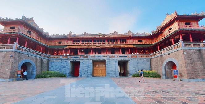 Nơi hoàng đế cuối cùng triều Nguyễn làm lễ thoái vị 75 năm trước - ảnh 2