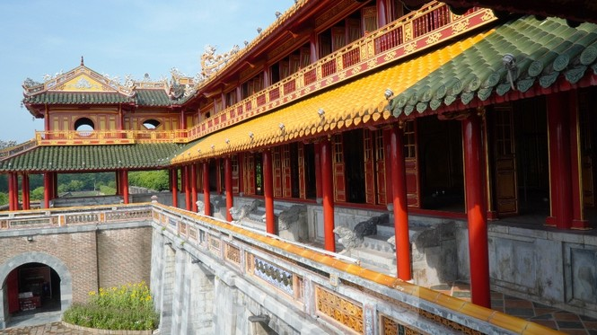 Nơi hoàng đế cuối cùng triều Nguyễn làm lễ thoái vị 75 năm trước - ảnh 7