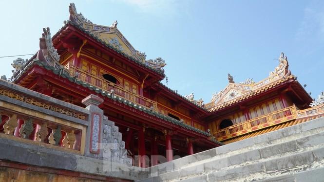 Nơi hoàng đế cuối cùng triều Nguyễn làm lễ thoái vị 75 năm trước - ảnh 9