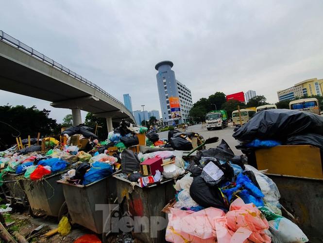 Người dân quanh bãi rác Nam Sơn mong sớm được đền bù để di dời - ảnh 12