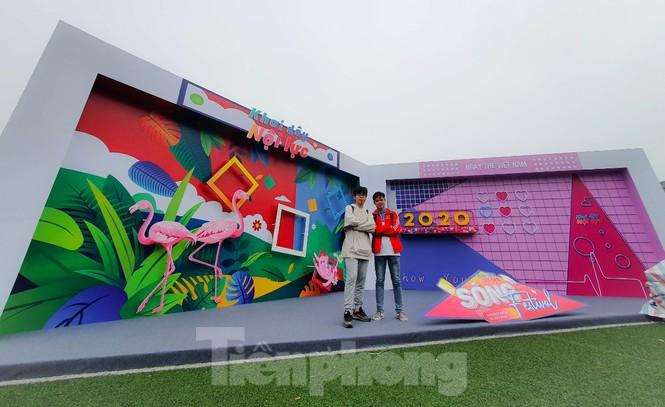 Tiết lộ điều đặc biệt về sân khấu Ngày Thẻ Việt Nam 2020 - Sóng Festival - ảnh 2
