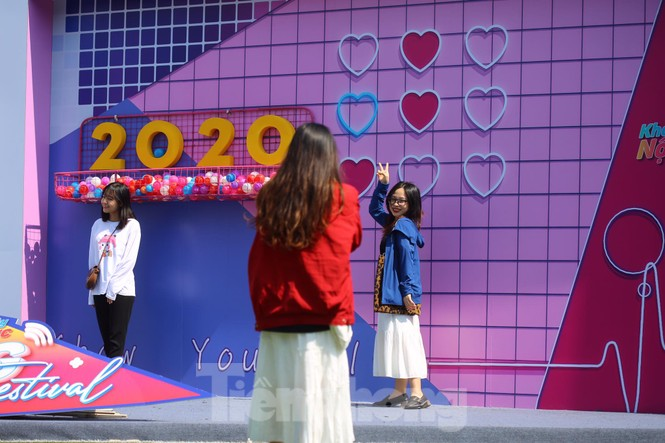 Tiết lộ điều đặc biệt về sân khấu Ngày Thẻ Việt Nam 2020 - Sóng Festival - ảnh 7