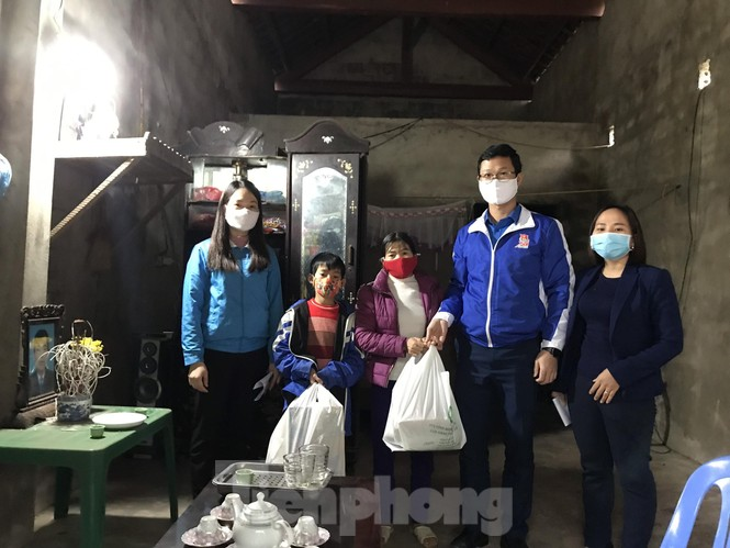 Đoàn Thanh niên Bắc Giang kêu gọi, phối hợp tặng thực phẩm cho người nghèo chống dịch - ảnh 1