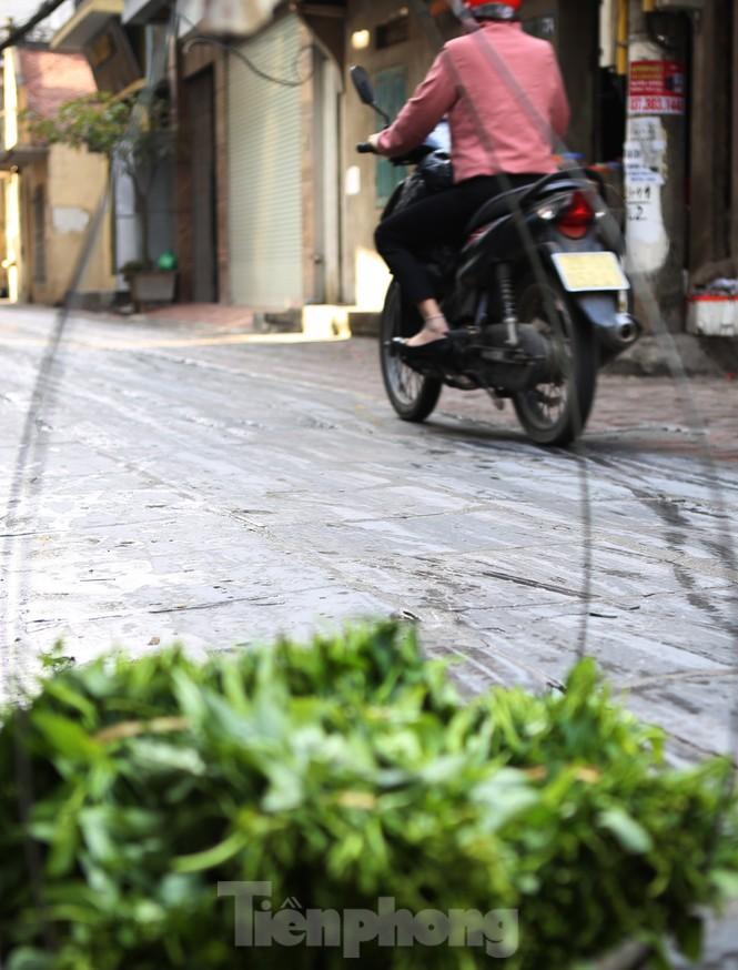 Ngắm đường làng lát đá tại Bắc Ninh gần trăm năm vẫn bền đẹp - ảnh 7