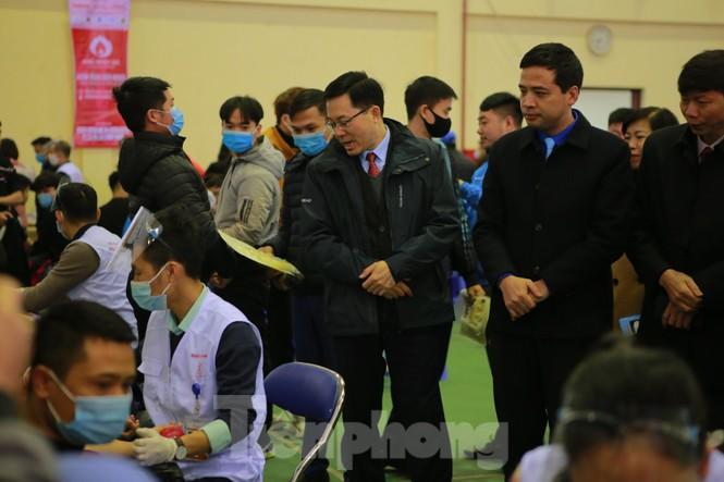 1.600 bạn trẻ tham gia Chủ nhật Đỏ tại tỉnh Bắc Ninh - ảnh 7