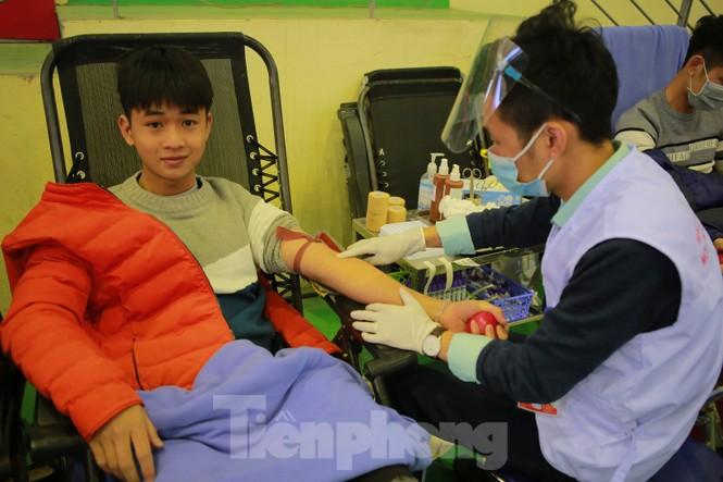 1.600 bạn trẻ tham gia Chủ nhật Đỏ tại tỉnh Bắc Ninh - ảnh 6