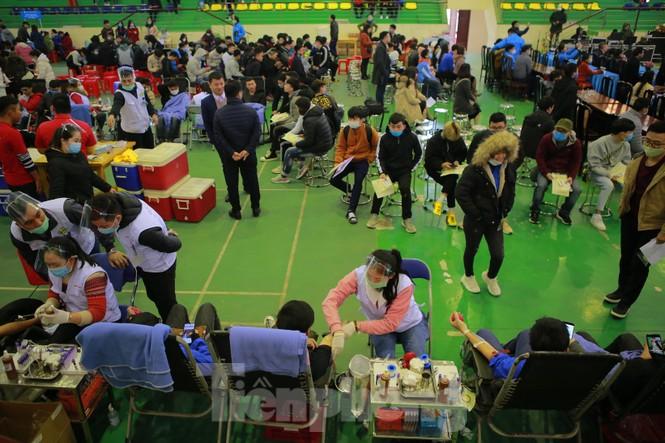 1.600 bạn trẻ tham gia Chủ nhật Đỏ tại tỉnh Bắc Ninh - ảnh 5