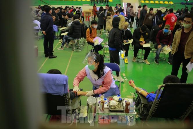1.600 bạn trẻ tham gia Chủ nhật Đỏ tại tỉnh Bắc Ninh - ảnh 11