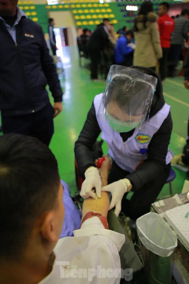 1.600 bạn trẻ tham gia Chủ nhật Đỏ tại tỉnh Bắc Ninh - ảnh 13