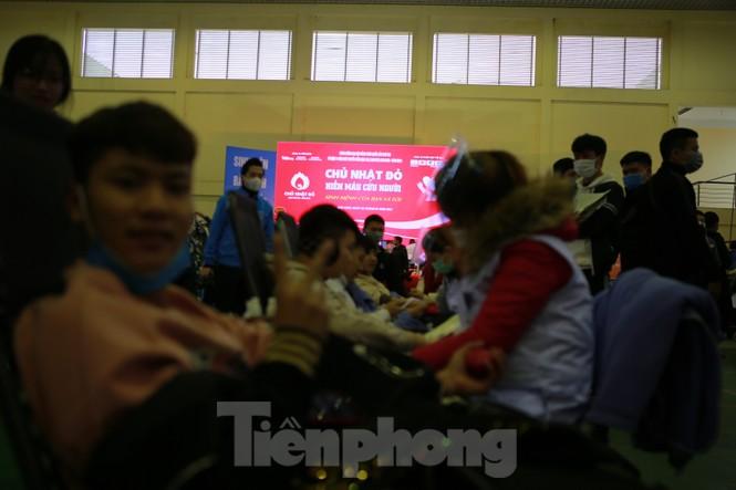 1.600 bạn trẻ tham gia Chủ nhật Đỏ tại tỉnh Bắc Ninh - ảnh 10
