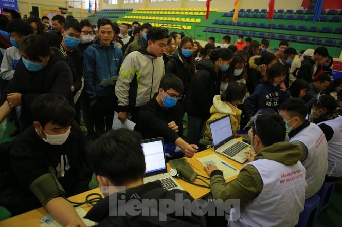 1.600 bạn trẻ tham gia Chủ nhật Đỏ tại tỉnh Bắc Ninh - ảnh 2