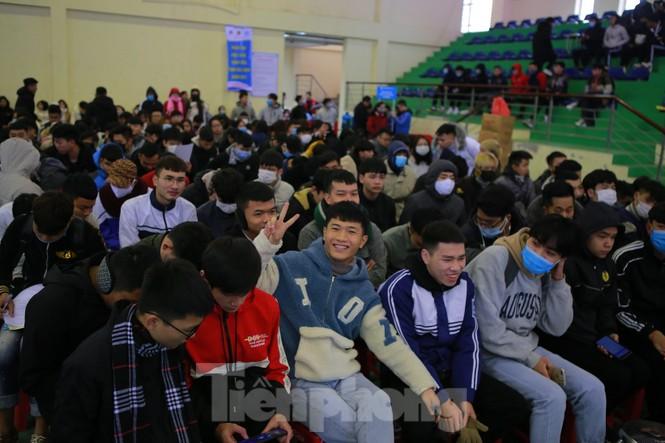 1.600 bạn trẻ tham gia Chủ nhật Đỏ tại tỉnh Bắc Ninh - ảnh 1