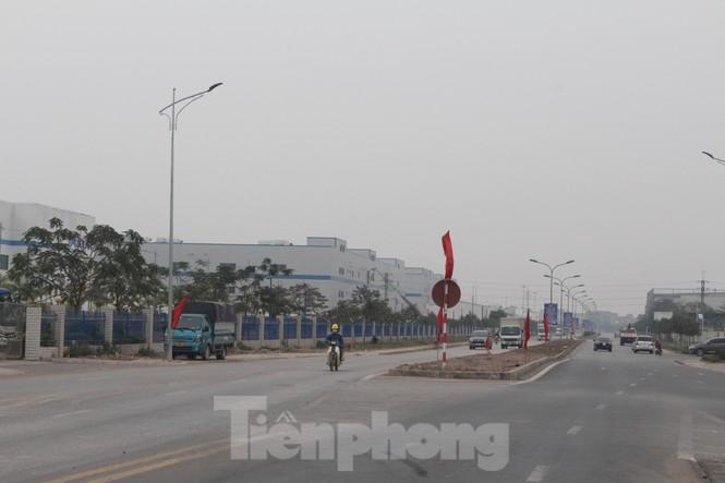 Nhờ kiểm soát tốt Covid-19, công nghiệp tỉnh Bắc Giang tăng trưởng hơn 30% - ảnh 2