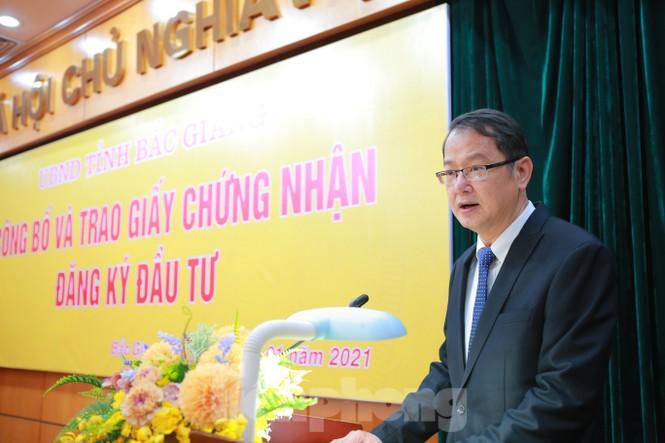 Công bố sản xuất Macbook và IPad của Apple sản xuất ở Bắc Giang - ảnh 4
