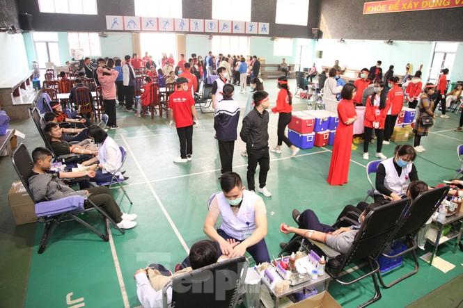 Sôi nổi ngày hội Chủ nhật Đỏ tại Bắc Giang - ảnh 7