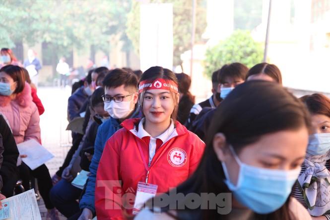 Sôi nổi ngày hội Chủ nhật Đỏ tại Bắc Giang - ảnh 5
